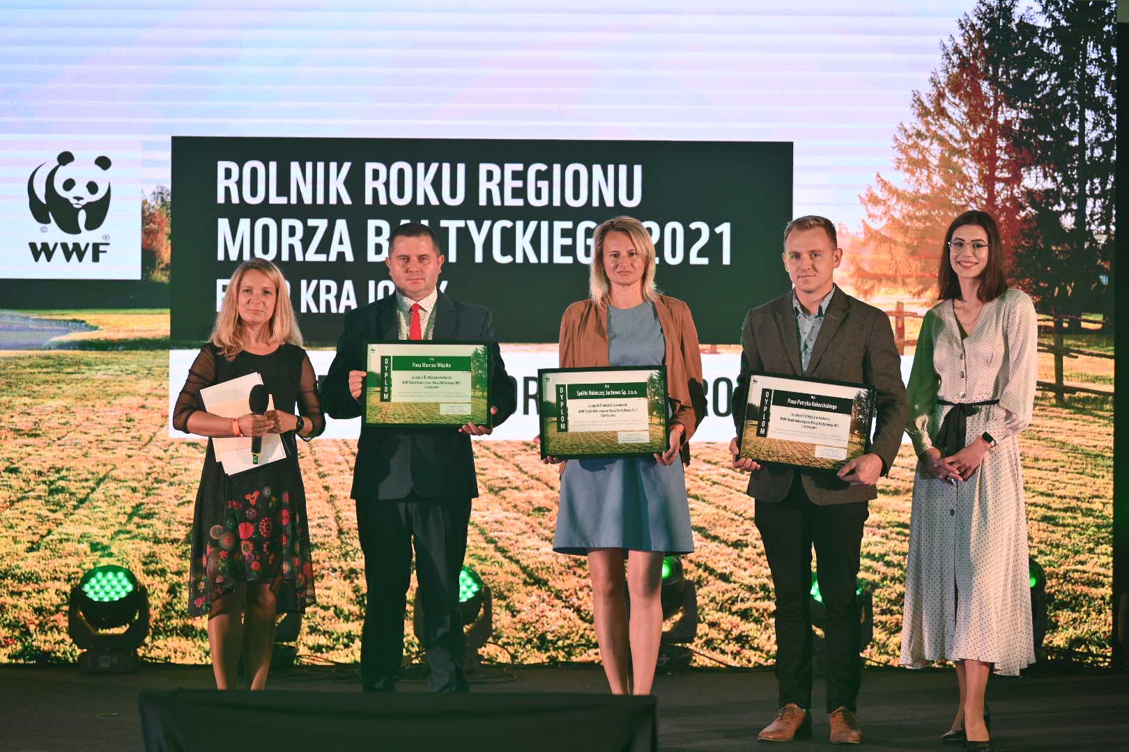 Laureaci konkursu, fot. M. Kmieciński