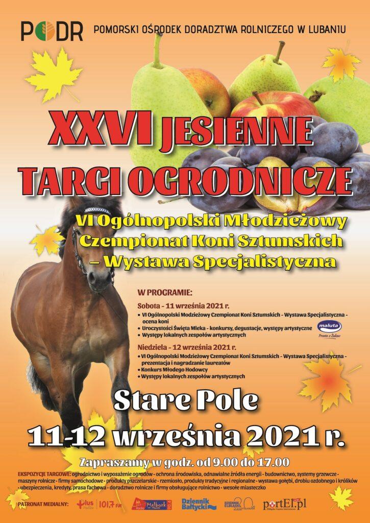 XXVI Jesienne Targi Ogrodnicze