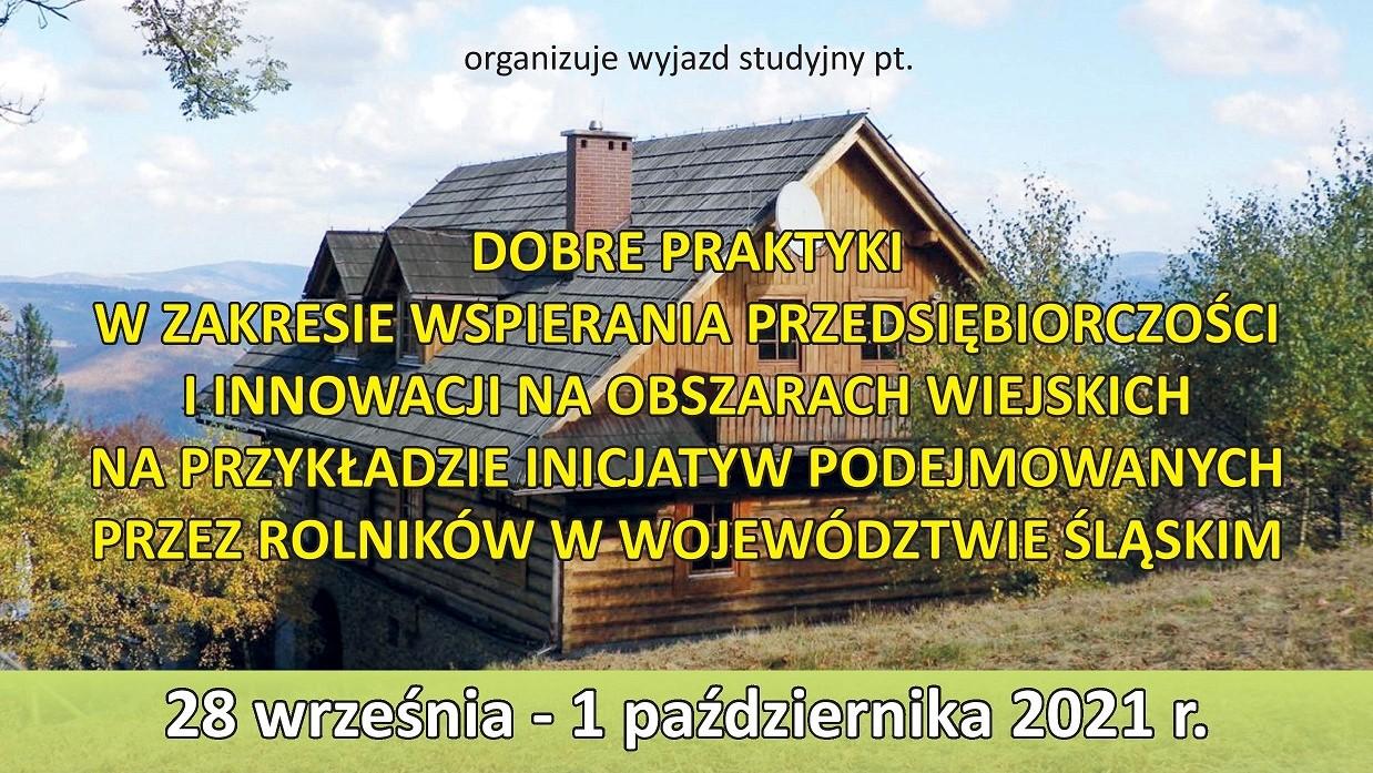 Plakat - Wyjazd do województwa dolnośląskiego - miniatura