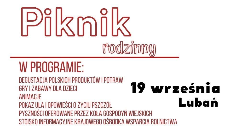 Piknik KOWR - informacja - miniatura