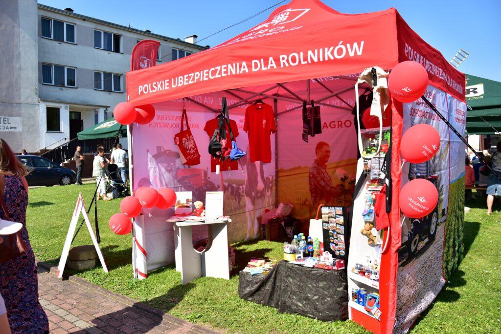 Stoisko Poczty Polskiej