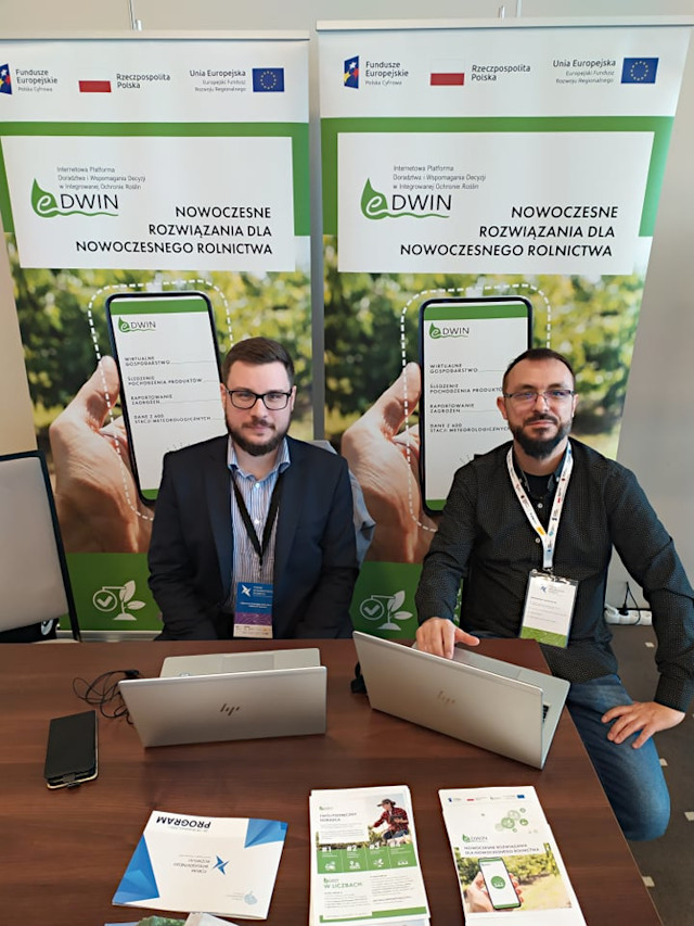 Adam Fojud oraz Maciej Zacharczuk - projekt eDWIN
