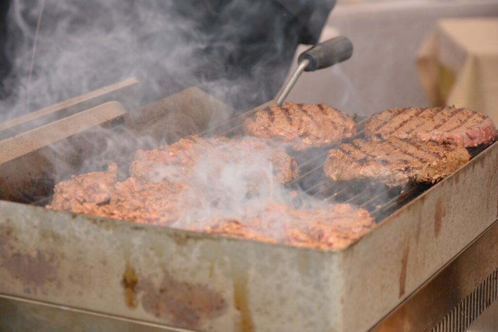 Degustacja wołowiny