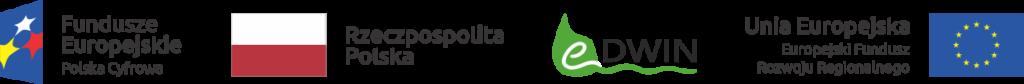 Logotypy - projekt eDWIN