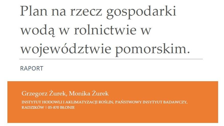 Raport - woda - miniatura