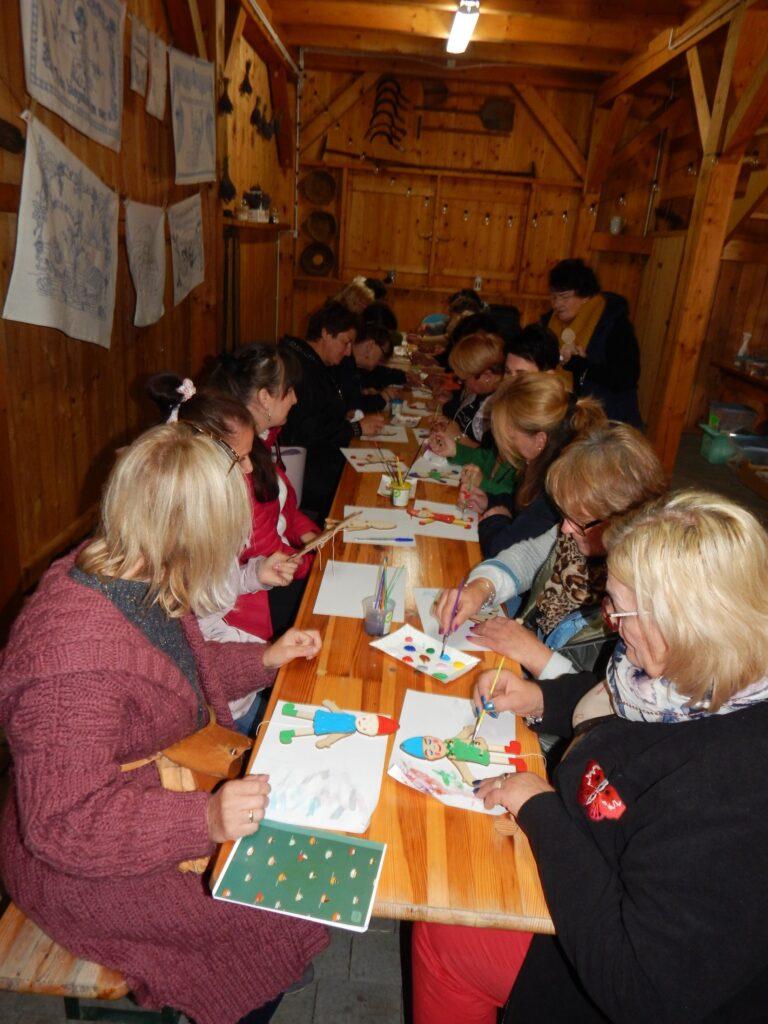 Warsztaty w Tradycyjnej zagrodzie rolnej Skansen Ochaby