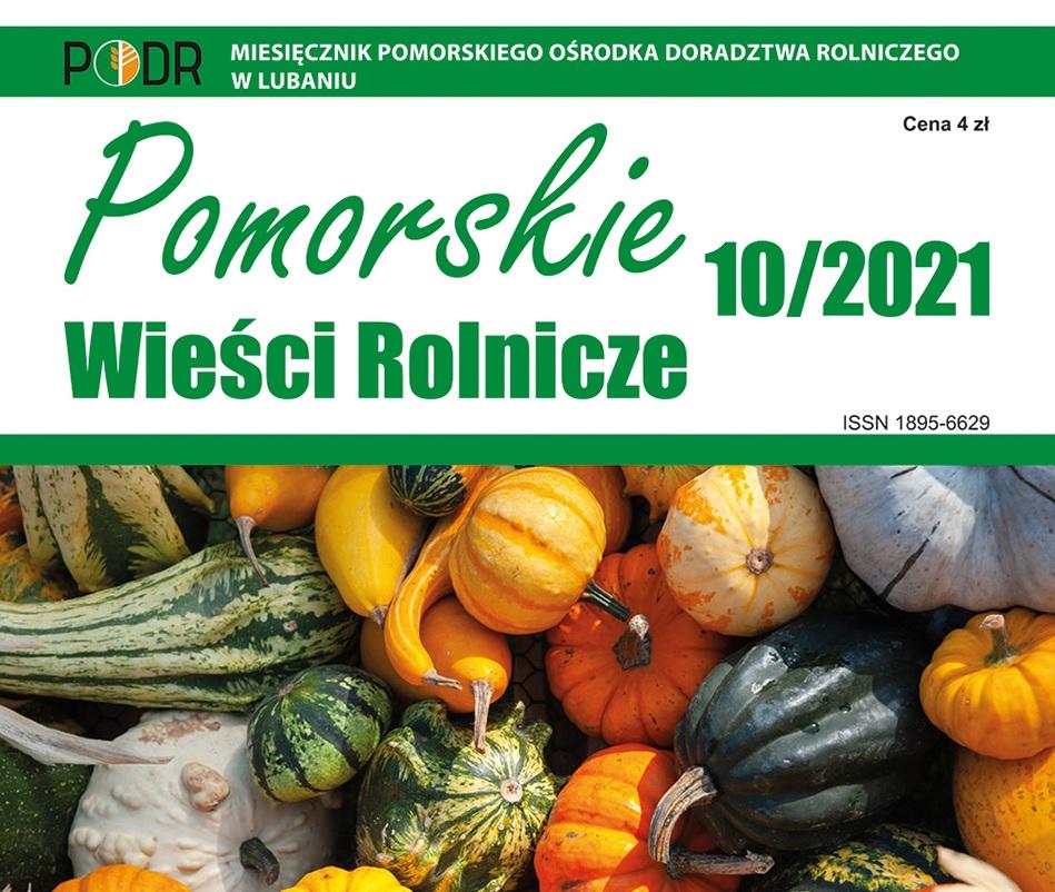 Okładka PWR - Październik